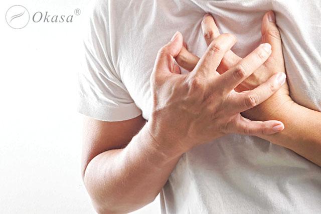 Nhồi máu cơ tim có thể gây biến chứng
