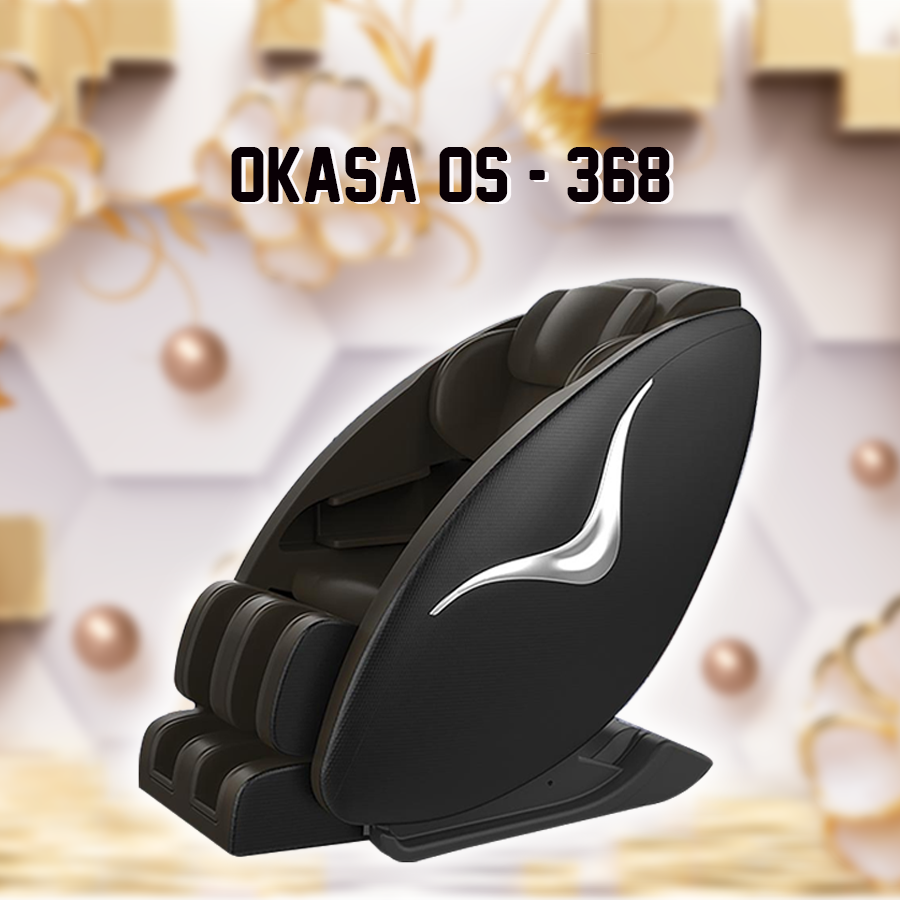 Đánh giá ghế massage toàn thân Okasa OS 368