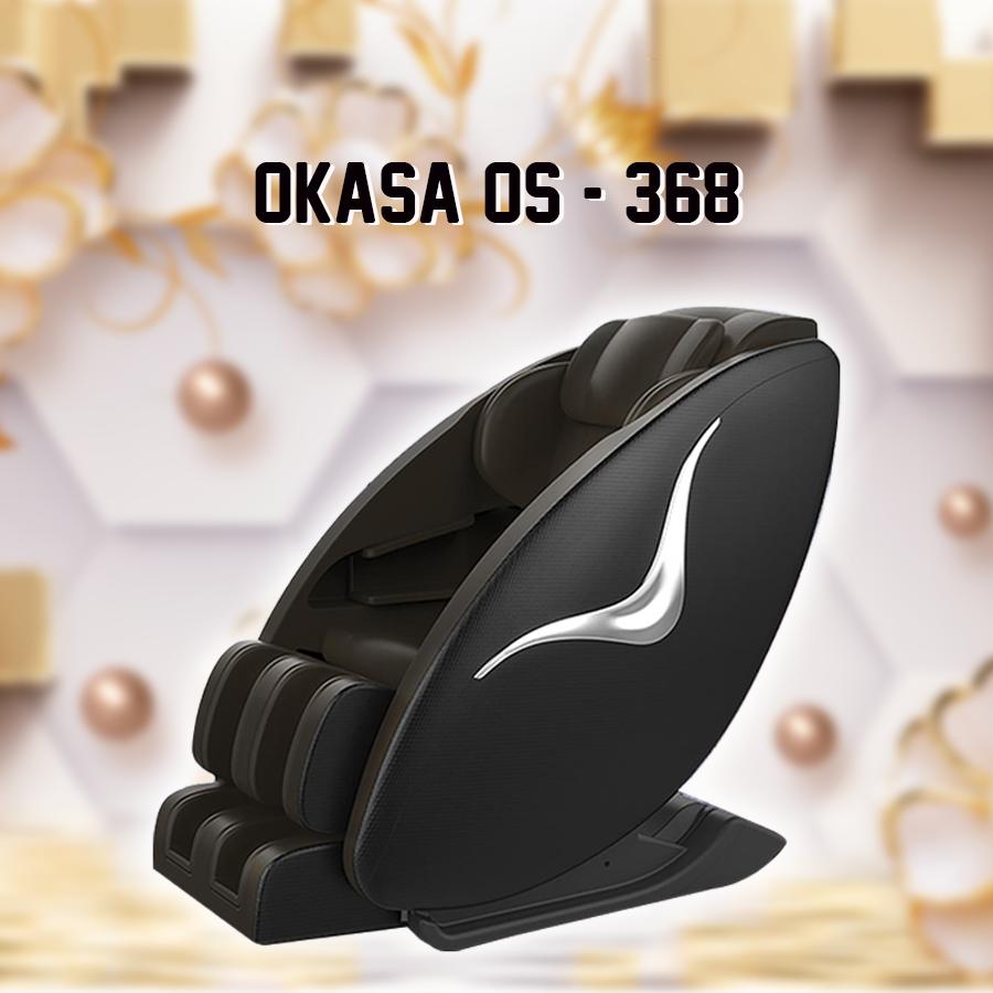 Đánh giá ghế massage toàn thân Okasa OS-368