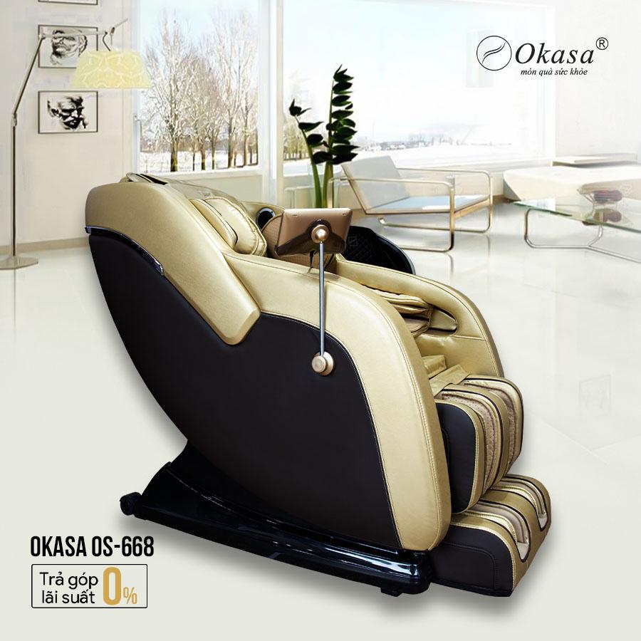 Ghế massage Okasa OS-668