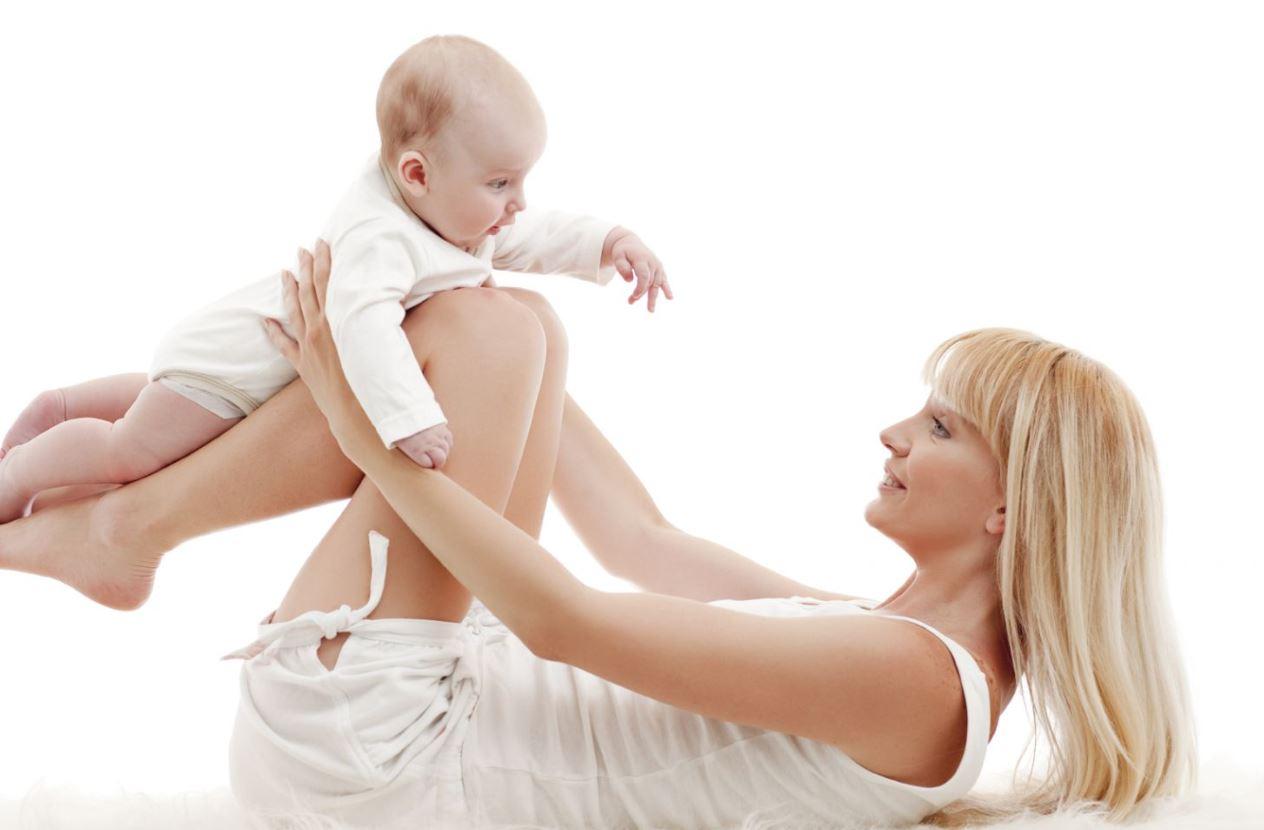 Khắc phục chứng nhức mỏi toàn thân sau sinh