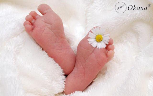 5 vị trí ở bàn chân nếu được massage bé sẽ rất thích thú