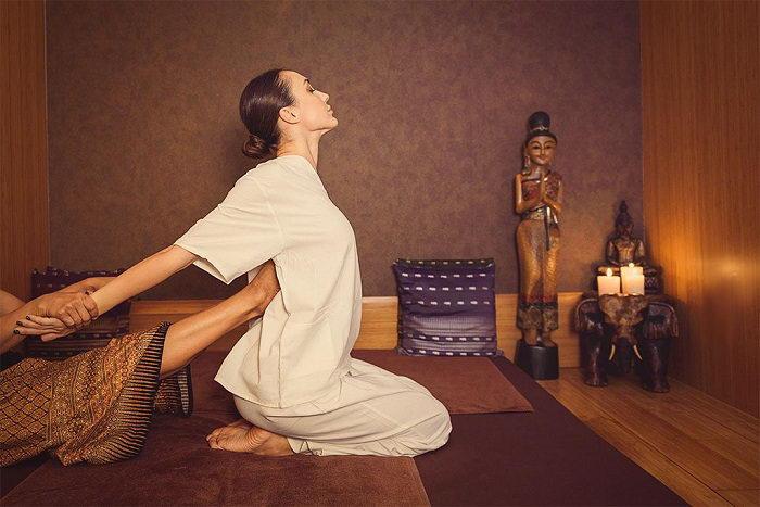 9 lợi ích của massage kiểu Thái