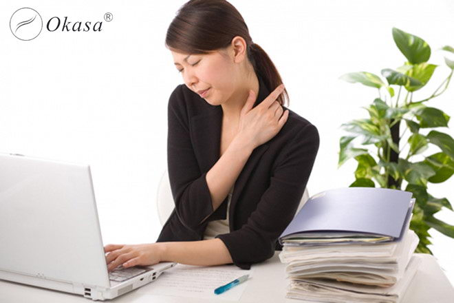 Ba động tác giúp kiểm tra vai gáy
