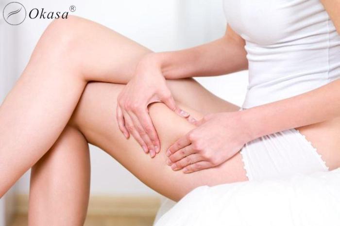 Bí kíp massage hạn chế tình trạng rạn da khi mang bầu
