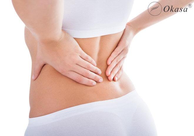 Cách massage - bấm huyệt trị đau lưng