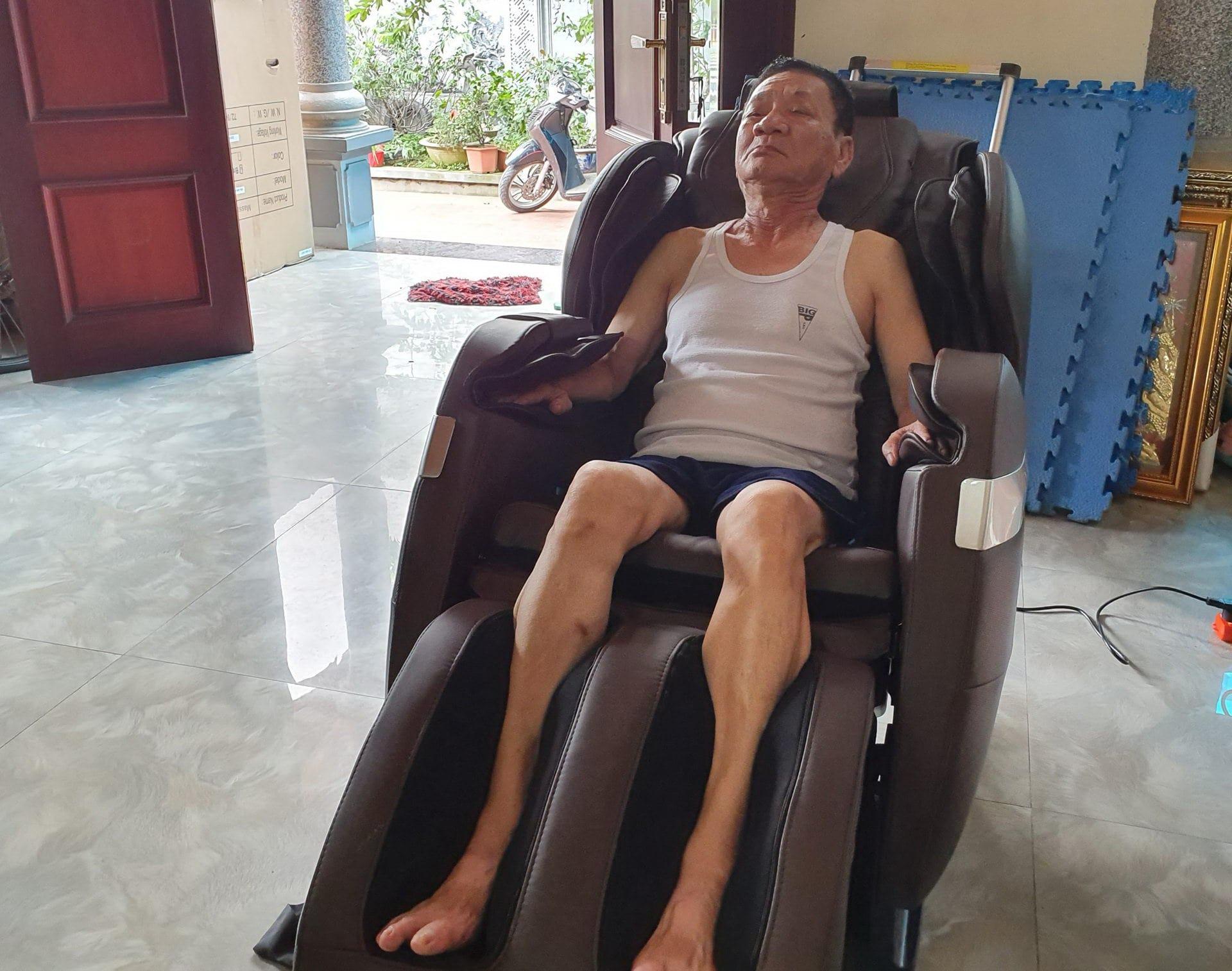 Cách massage thư giãn tại nhà
