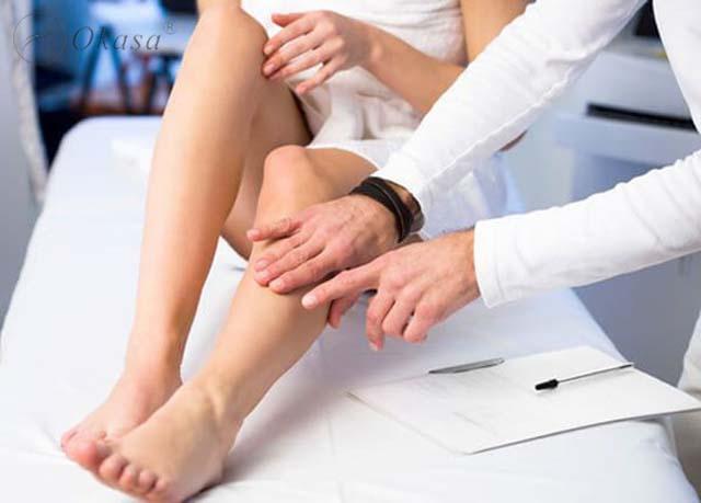 Điều trị huyết khối tĩnh mạch sâu ở chân