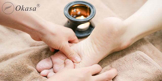 Giảm căng hiệu quả khi massage đúng những điểm này !