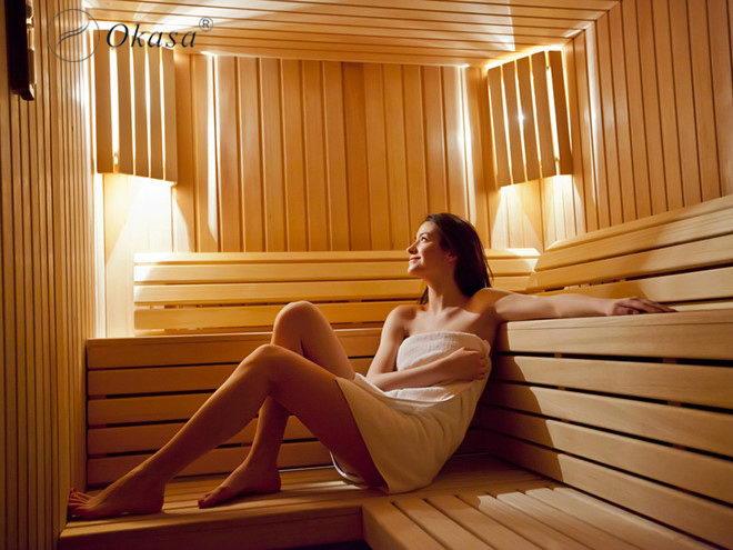 Hiểu đúng về xông hơi trước khi massage