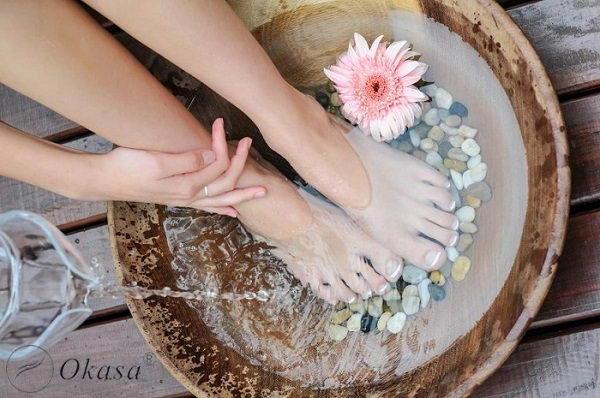 Hiểu về chậu gỗ ngâm massage chân