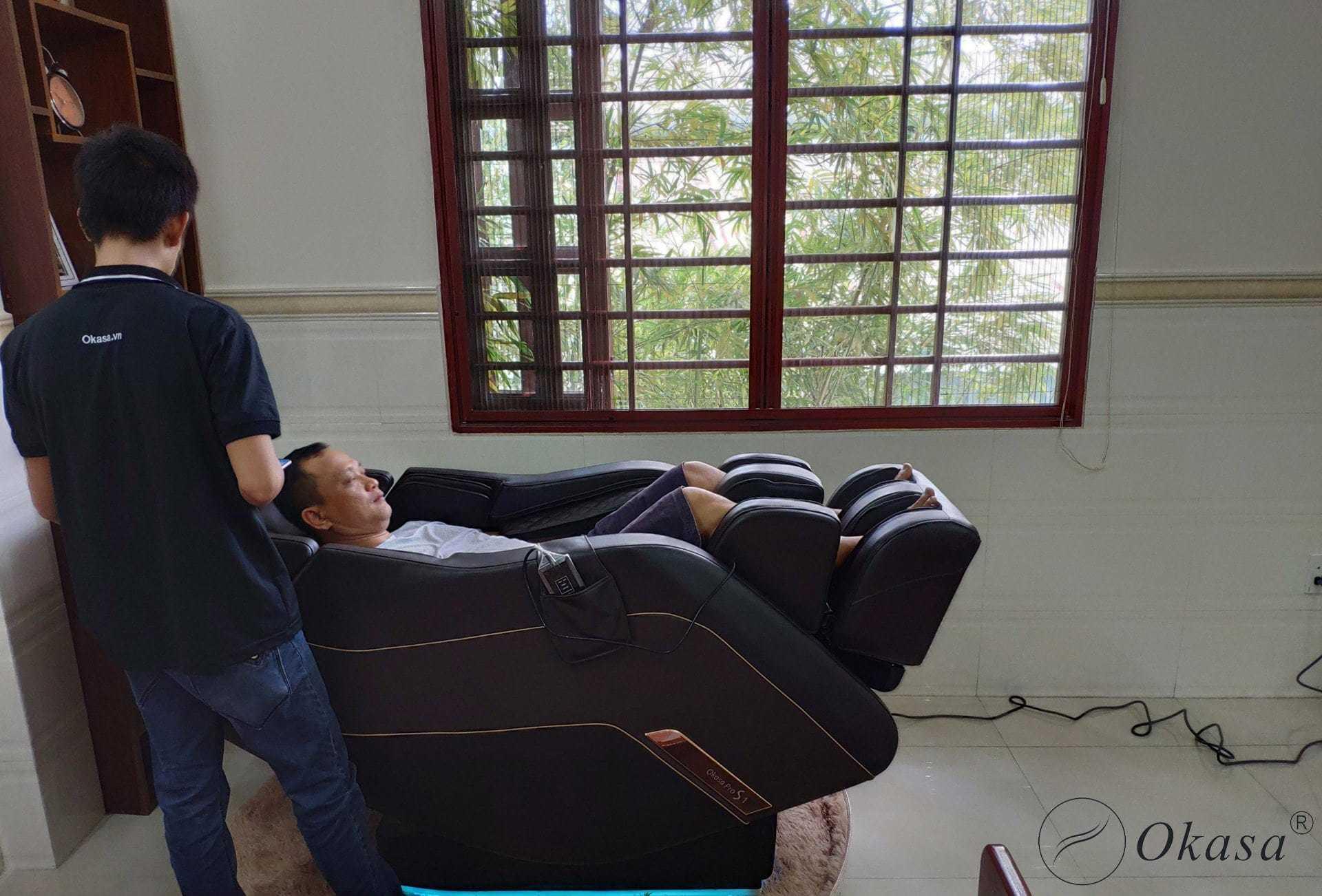 Hướng dẫn tự bạn cách tự massage giảm stress