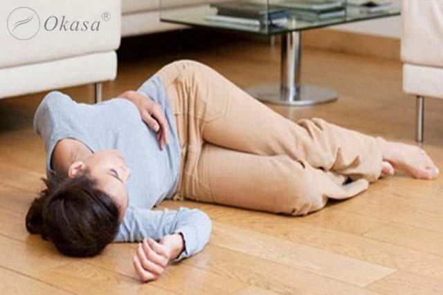Huyết áp thấp dễ khiến người bệnh bị ngất