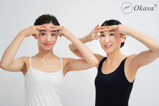 Kỹ thuật massage Face Dance: Bí quyết trẻ hóa đến 10 tuổi của phụ nữ Nhật