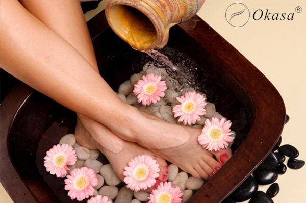 Kỹ thuật masssage giúp chân khỏe mạnh