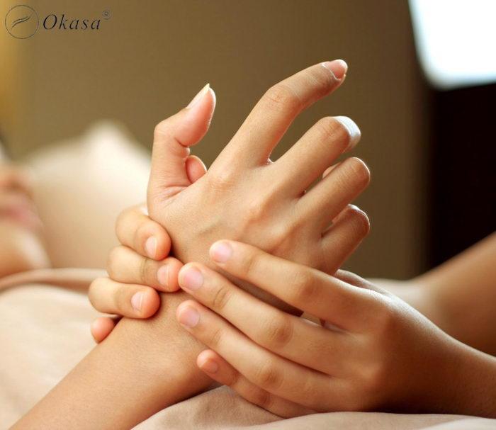 Lợi ích của massage - bấm huyệt