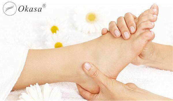 Lợi ích của massage chân thường xuyên đối với sức khỏe