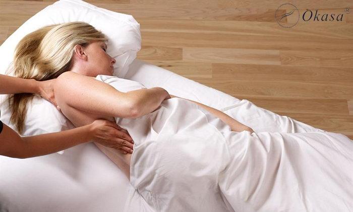 Mách mẹ bầu cách đi spa và sử dụng ghế massage an toàn