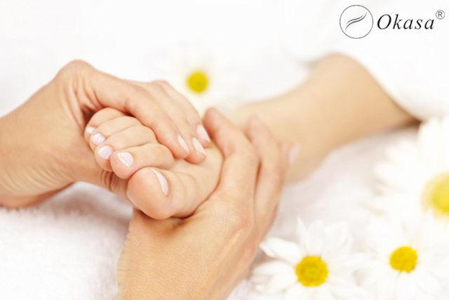Massage chân và những lợi ích tuyệt vời cho cơ thể