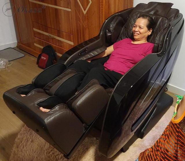 Massage chân: Những lợi ích tuyệt vời cho sức khỏe và giấc ngủ