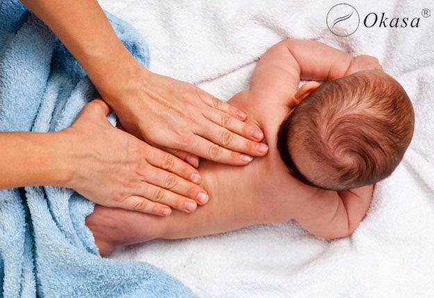 Massage cho bé yêu như thế nào mới đúng