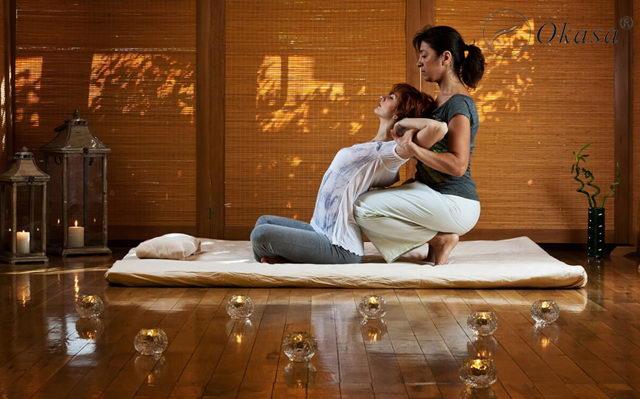 Massage - phương pháp chăm sóc sức khỏe tuyệt vời