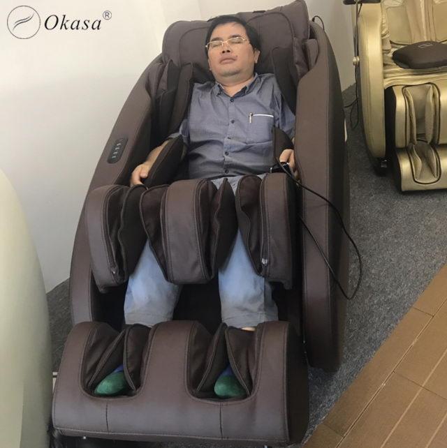 Massage và công dụng điều trị bệnh