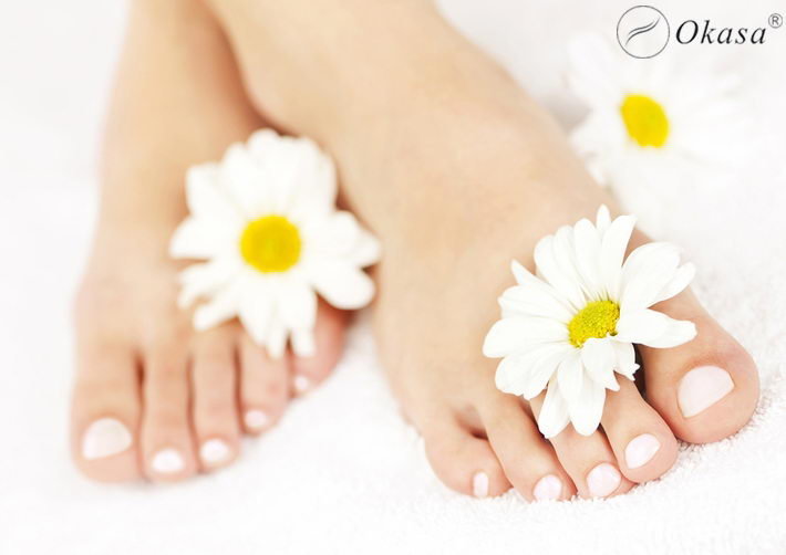 Ngày lạnh, đừng quên massage chân trước khi đi ngủ