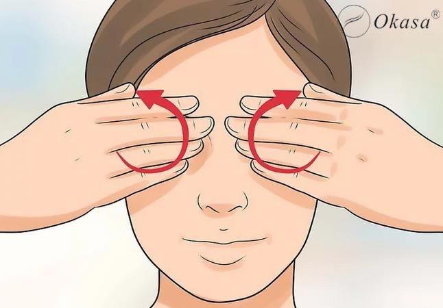 Những lợi ích bất ngờ từ việc massage mắt