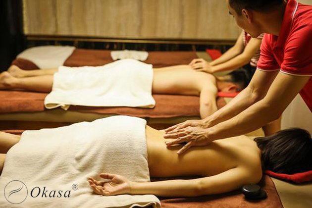 Những sai lầm phổ biến khi xông hơi - massage