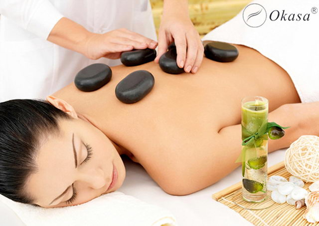 Phục hồi sức khỏe chỉ trong 30 phút với massage đá nóng