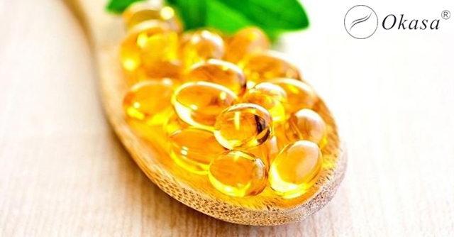Phương pháp chăm sóc da nhờ massage với Vitamin E