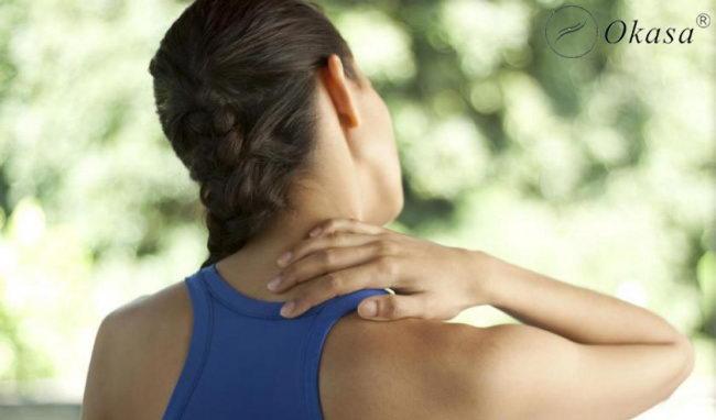 Phương pháp massage - bấm huyệt hỗ trợ điều trị vôi hoá đốt sống cổ