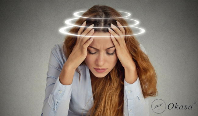 Phương pháp massage - bấm huyệt trị hoa mắt, chóng mặt