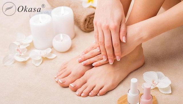 Phương pháp massage chân trị nấc