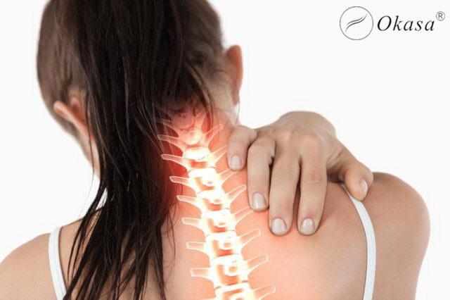 Phương pháp massage điều trị thoái hóa đốt sống cổ