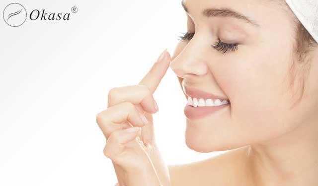 Phương pháp massage giúp sống mũi cao tự nhiên