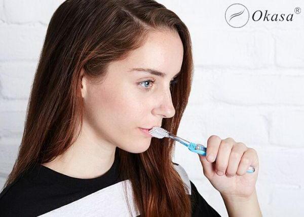Phương pháp massage làm đẹp da bằng bàn chải đánh răng