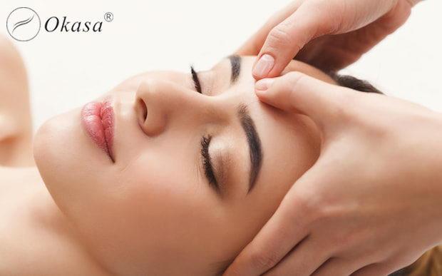 Phương pháp massage làm đẹp da mặt