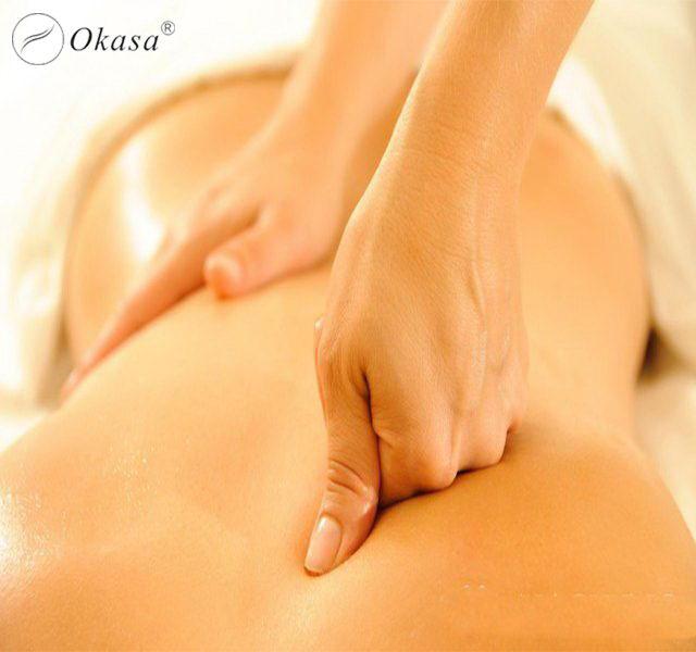 Quy trình massage bấm huyệt
