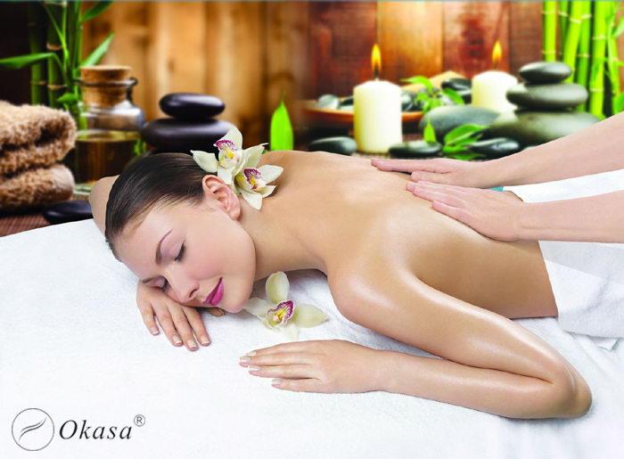 Sử dụng tinh dầu bưởi massage chăm sóc tóc và da đầu hiệu quả