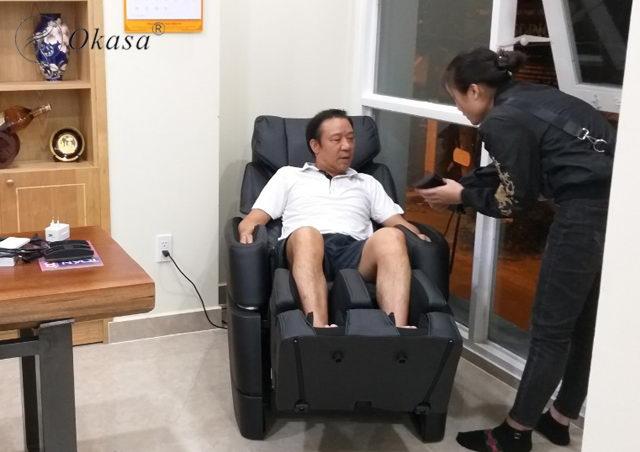 Tại sao nam giới muốn massage?