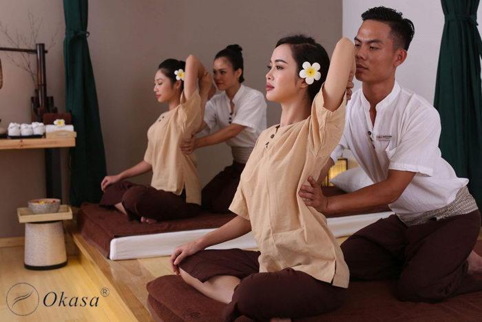 Tìm hiểu phương pháp Massage Thái cổ truyền của Thái Lan