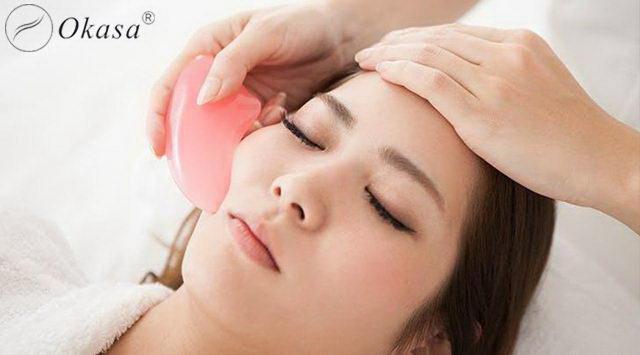 Tìm hiểu phương pháp massage với đá quý Gua sha cổ truyền Trung Hoa