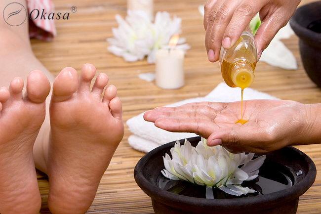 Tìm hiểu về tinh dầu massage và liệu pháp mùi hương