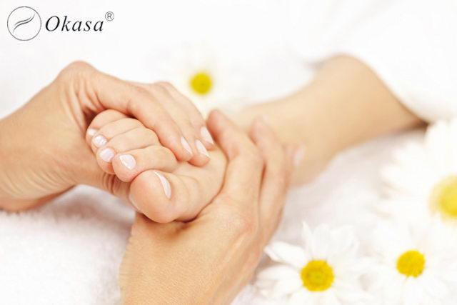 """Trị bách bệnh"""" chỉ với vài động tác massage chân đơn giản hàng ngày"""