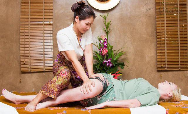 Tác động massage Thái với sức khỏe con người