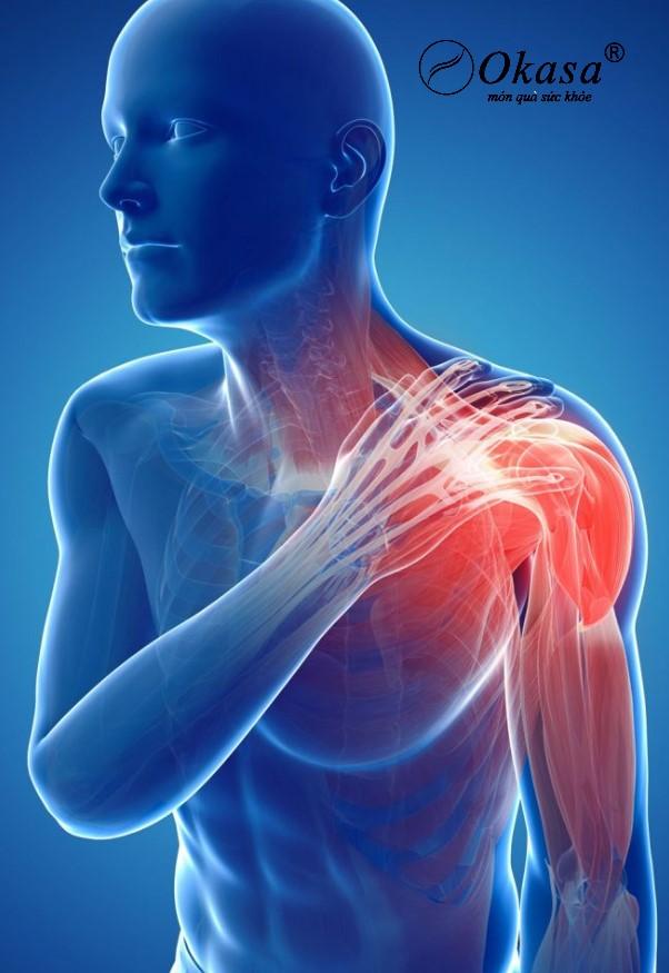 Chấn thương tách vai trong luyện tập thể thao