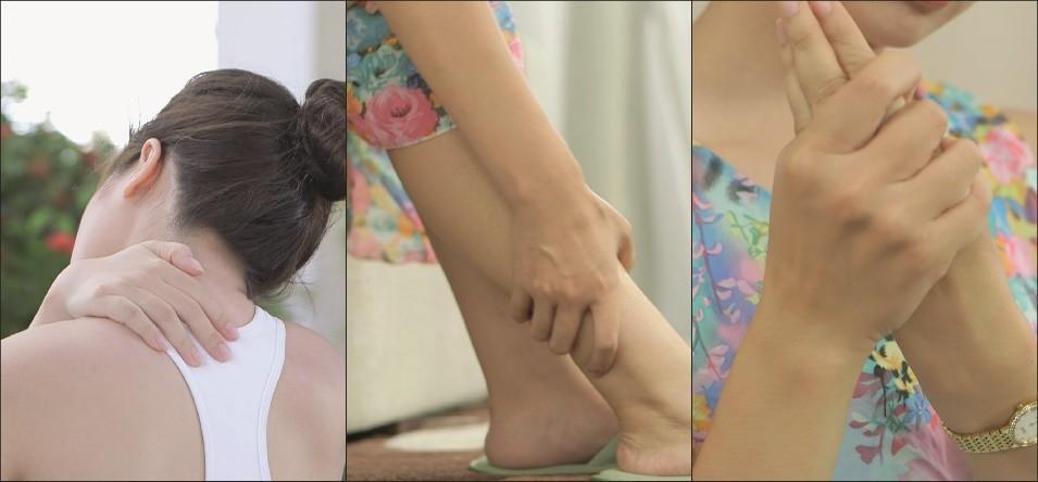 Cách chữa tê bì chân tay đau mỏi vai gáy hiệu quả nhanh chóng