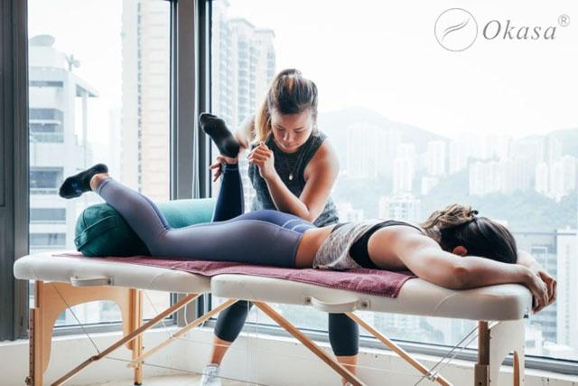 Tìm hiểu về phương pháp massage thể thao